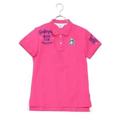 マンシングウエア Munsingwear レディース ゴルフ 半袖 シャツ ニット MGWLJA08