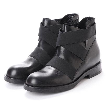 【アウトレット】エヌティ NT(NUMBER TWENTY-ONE) ブーツ (NERO)