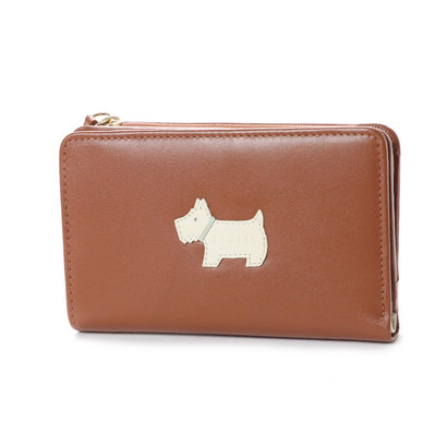 ラドリー RADLEY HERITAGE DOG 財布 (CAMEL)