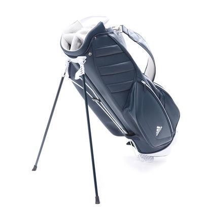 【大型商品180】アディダス adidas メンズ ゴルフ キャディバッグ パンチングPUスタンドバッグ M72075