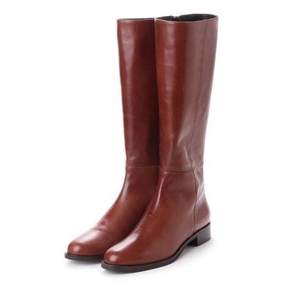 エヌティ NT(NUMBER TWENTY-ONE) ブーツ (BROWN36912)