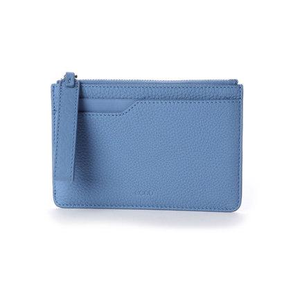 エコー ECCO Jilin Zipped Wallet (STONEWASH)
