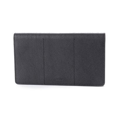 エコー ECCO Sculptured Large Wallet (BLACK)