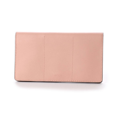 エコー ECCO Sculptured Large Wallet (MUTED CLAY)