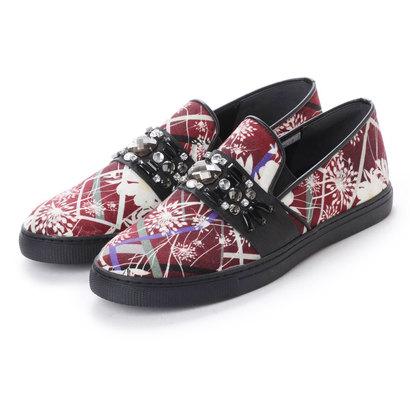 【アウトレット】ナンバートゥエンティワン NUMBER TWENTY-ONE 婦人靴 (WINE)