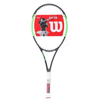【残りわずか】 ウィルソン Wilson 硬式テニス 未張りラケット ブレードチーム 99ライト WRT7387201, OldNew cd45bf33