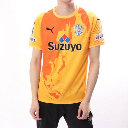 プーマ PUMA サッカー フットサル ライセンスシャツ エスパルス オーセンティック ホームSSゲームシャツ 920908