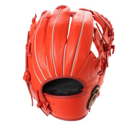 アシックス asics 軟式野球 野手用グラブ 軟式用 ダイブ BGR7BK