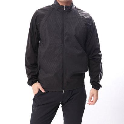 アディダス adidas メンズ ゴルフ 長袖 ウインドブレーカー JP CP ディタッチャブル L S フルジップウインド M73568