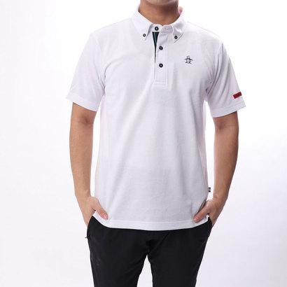マンシングウエア Munsingwear メンズ ゴルフ 半袖 シャツ ニットMGMLJA05