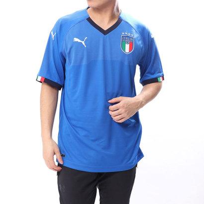 プーマ PUMA メンズ サッカー/フットサル ライセンスシャツ FIGC ITALIA ホーム レプリカ SSシャツ 752281