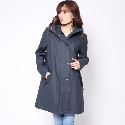 ハンター HUNTER W ORI R RUB HUNTING COAT (NVY)