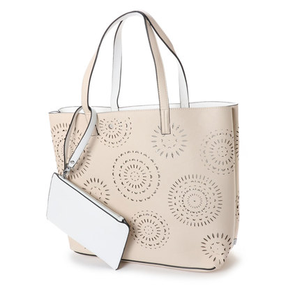 エコー ニューヨーク echo NEW YORK EH0043Laser Cut Tote (Sunshine)