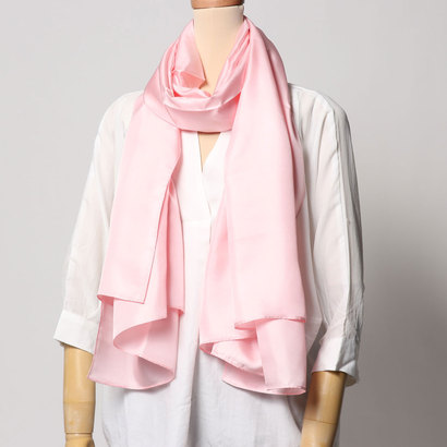 エコー ニューヨーク echo NEW YORK EN0256The Everyday Silk Wrap (First Blush)