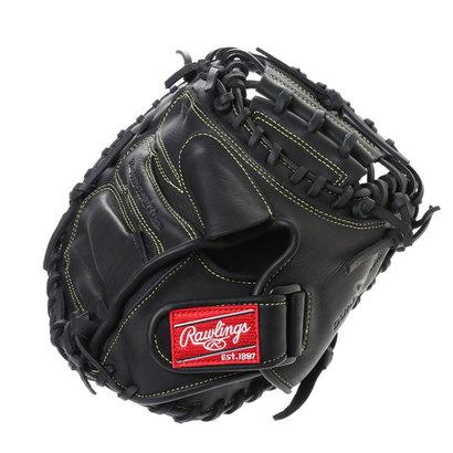 ローリングス Rawlings 軟式野球 キャッチャー用ミット ジュニア ハイパーテックDPオールレザー J00603155