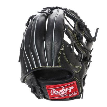 ローリングス Rawlings ユニセックス 軟式野球 野手用グラブ ジュニア ハイパーテックDPオールレザー J00603140