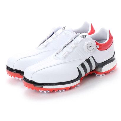 アディダス adidas メンズ ゴルフ ダイヤル式スパイクシューズ ツアー360 EQT ボア F33732 980