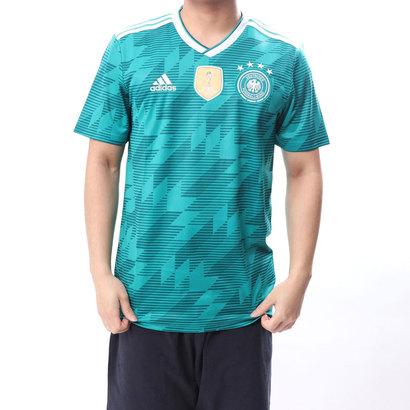 アディダス adidas メンズ サッカー フットサル ライセンスシャツ DFBアウェイレプリカユニフォームS/S BR3144