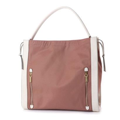ナチュラルビューティー バッグアンドウォレット NATURAL BEAUTY BAG & WALLET エレナナイロン (ピンク)
