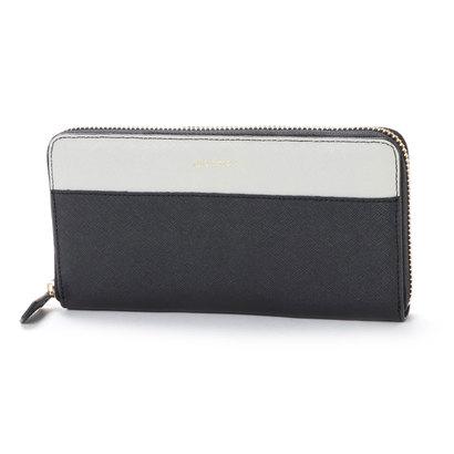 コムサイズム COMME CA ISM MONOリアルレザー長財布 (ブラック)