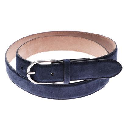 エコー ECCO Simon Formal Belt (TRUE NAVY)