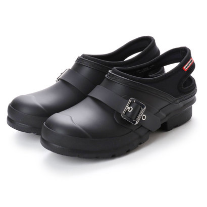 ハンター HUNTER ORIGINAL CLOG (BLK)
