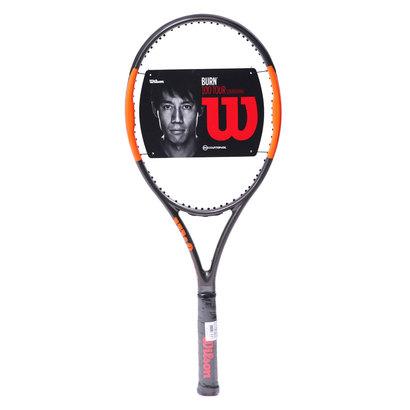 ウィルソン Wilson 硬式テニス 未張りラケット BURN 100 TOUR CV WRT7398202