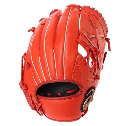 アシックス asics 軟式野球 野手用グラブ ジュニア 少年 軟式用 ダイブ BGJ8BM
