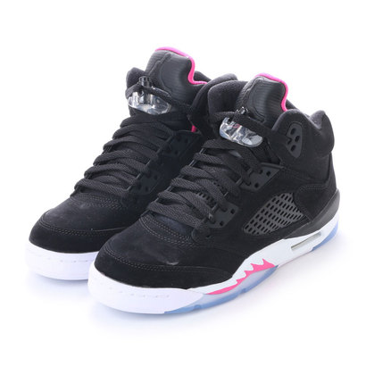 ナイキ NIKE kinetics AIR JORDAN 5 RETRO GG (BLACK)