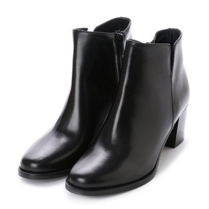 【アウトレット】コルソローマ ノーヴェ CORSO ROMA 9 ショートブーツ (ブラック)