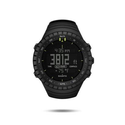 スント SUUNTO 陸上/ランニング 時計 CORE ALL BLACK SS0142 7112
