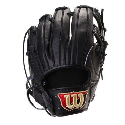 ウィルソン Wilson ユニセックス 軟式野球 野手用グラブ Wilson Basic LAB DUAL WTARBRD6H
