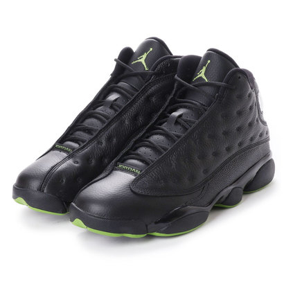 ナイキ NIKE kinetics AIR JORDAN 13 RETRO (BLACK)