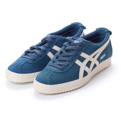 オニツカタイガー DELEGATION Onitsuka Tiger atmos Onitsuka Tiger MEXICO DELEGATION (BLUE), 大川家具三昧:e0d974a7 --- jpworks.be