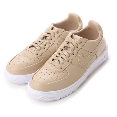 ナイキ NIKE atmos AIR FORCE 1 ULTRAFORCE LTHR (BEIGE)