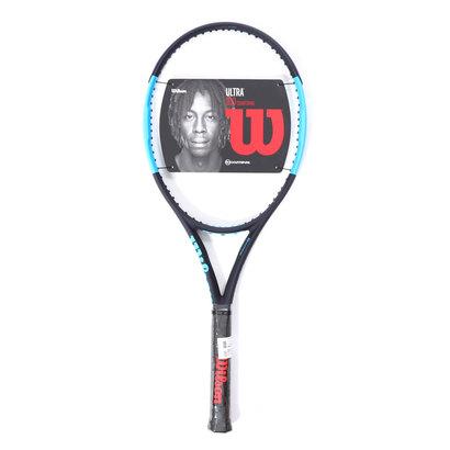 ウィルソン Wilson 硬式テニス 未張りラケット ウルトラ100CV WRT7373202