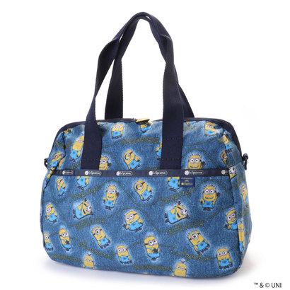 レスポートサック LeSportsac HARPER BAG (ミニオンズデニム)