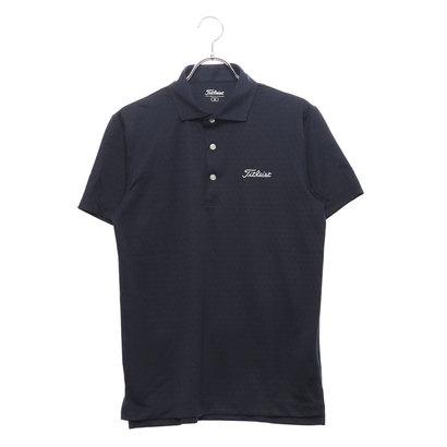 タイトリスト Titleist メンズ ゴルフ 半袖シャツ ダイヤ柄ウォーターリペレントシャツ 9683199176