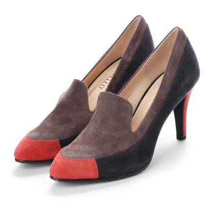 【アウトレット】アンタイトル シューズ UNTITLED shoes パンプス (グレースエードコンビ)