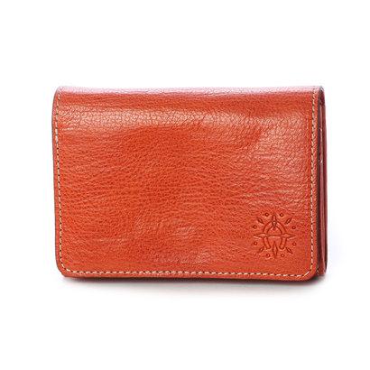 ダコタ Dakota 【MORITA & Co.】 フォンス 2つ折り財布 (オレンジ)