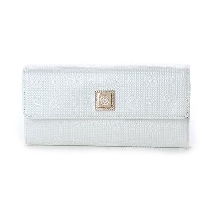 クレイサス CLATHAS ブリュージュ フラップ長財布 (オフホワイト)