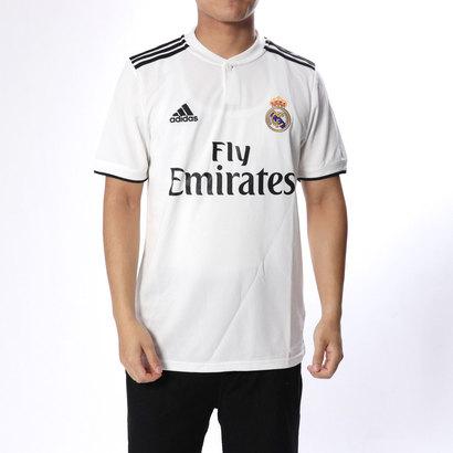 アディダス adidas メンズ サッカー/フットサル ライセンスシャツ レアル・マドリードホームレプリカユニフォーム DH3372