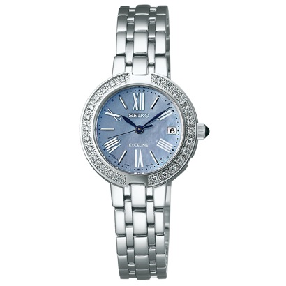 SEIKO エクセリーヌ ユニセックス 腕時計 SWCW007