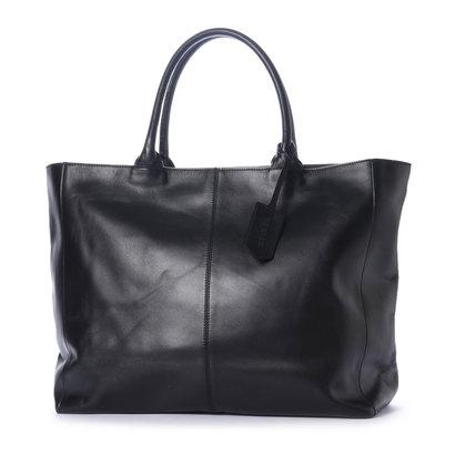 ビカーシ BICASH 【BICASH/ビカーシ】レザービジネスバッグ (BLACK)