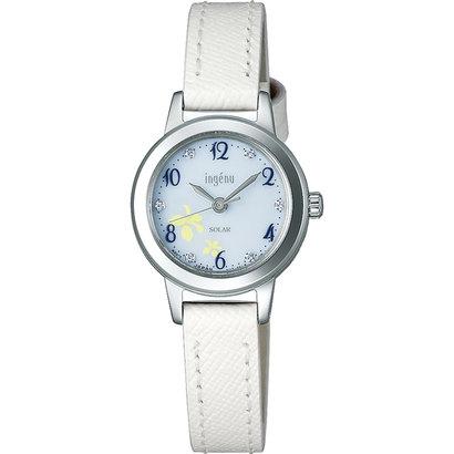 SEIKO アルバ ALBA ingenu アンジェーヌ ソーラー 腕時計 国産 レディース