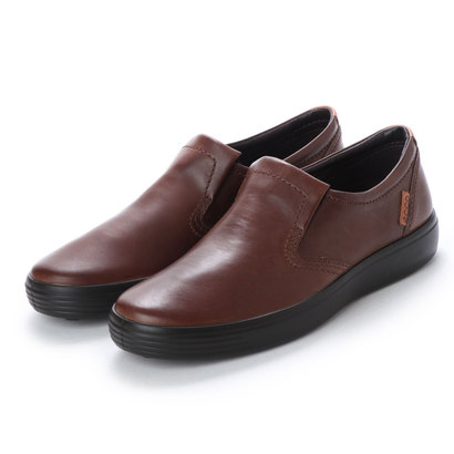 エコー Mens ECCO Mens Soft On 7 Slip Soft On (COCOA BROWN), イケダマチ:066fafda --- jpworks.be