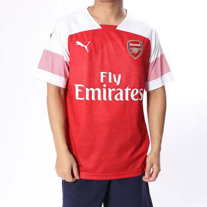 プーマ PUMA メンズ サッカー/フットサル ライセンスシャツ ARSENAL SS ホーム レプリカシャツ 753209
