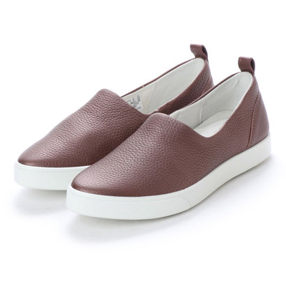 エコー ECCO Gillian Slip On (DEEP TAUPE/BRONZE)