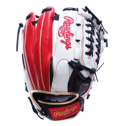 ローリングス Rawlings 軟式野球 野手用グラブ HOH GOLD J00612581