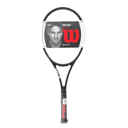 【アウトレット】ウィルソン Wilson 硬式テニス 未張りラケット PRO STAFF 97 CV WRT7418202 (ブラック)